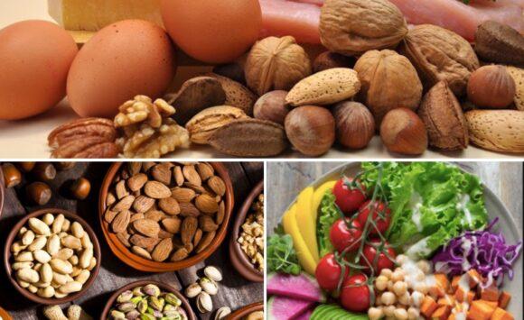 Nutrients Count – OMEGA 3 Fatty Acid for Healthy Hair Growth